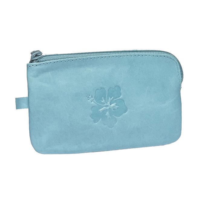 Kožená peněženka bata, fialová, 944-9161 - 13