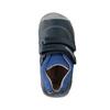 Dětská kožená obuv na suché zipy biomecanics, modrá, 114-9001 - 19