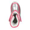 Dívčí zimní obuv stříbrná, stříbrná, 399-1001 - 19