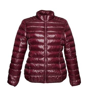 Dámská bunda s prošíváním bata, červená, 979-5637 - 13