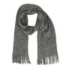 Pánská pletená šála šedá bata, šedá, 909-8231 - 13