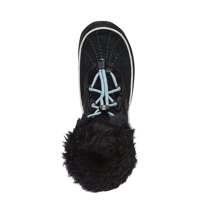 Kids shoes sorel, černá, 493-6006 - 19