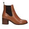 Kožené Chelsea Boots ten-points, hnědá, 716-3003 - 15