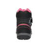 Dětská kotníčková obuv mini-b, černá, 299-6610 - 17