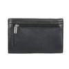 Dámská kožená peněženka bata, černá, 944-6168 - 19