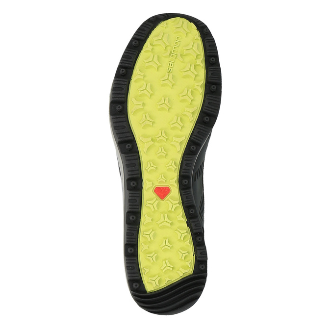 Dámská zimní obuv v Outdoor stylu salomon, černá, 691-6050 - 26