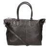 Elegantní dámská kabelka bata, šedá, 961-2846 - 19