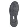 Dámská kotníčková obuv s kožíškem bata, šedá, 599-2606 - 26