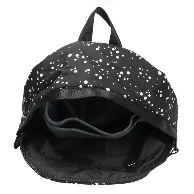 Batoh s puntíkovaným vzorem bjorn-borg, černá, 969-6030 - 15