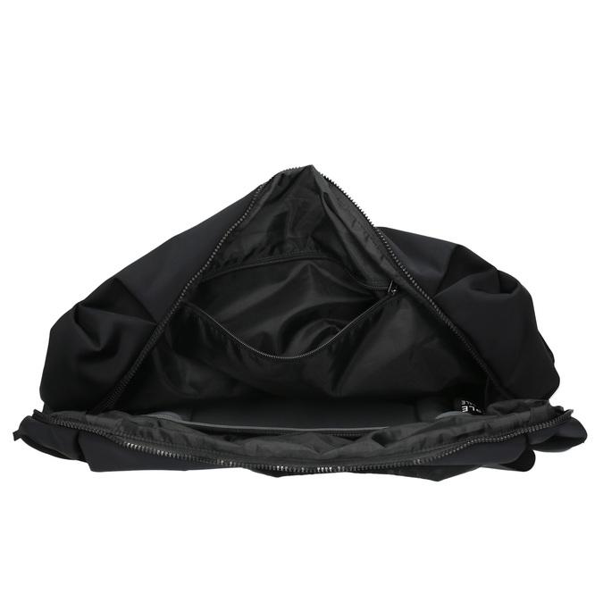 Textilní cestovní taška bjorn-borg, černá, 969-6035 - 15