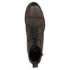 Pánská kožená obuv bata, hnědá, 896-4642 - 19