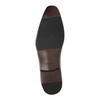 Pánská kožená kotníčková obuv bata, hnědá, 896-4655 - 26