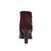 Dámské kotníčkové kozačky gino-rossi, červená, 714-5011 - 17