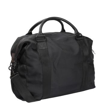 Textilní taška do ruky vagabond, černá, 969-6001 - 13