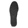 Dámská kožená obuv šněrovací sorel, černá, 596-6003 - 26
