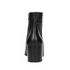 Kožená kotníčková obuv hogl, černá, 794-6003 - 17