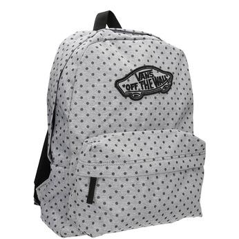 Šedý batoh s puntíky vans, šedá, 969-2009 - 13
