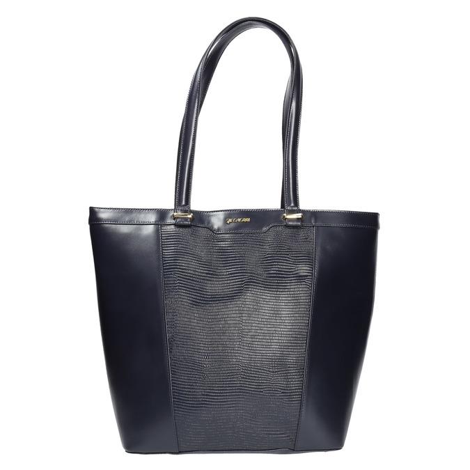Kožená dámská kabelka gino-rossi, fialová, 964-9001 - 26