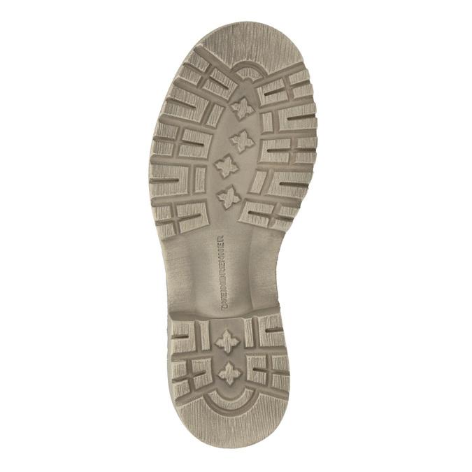 Dámská kotníčková obuv weinbrenner, šedá, 594-2409 - 26