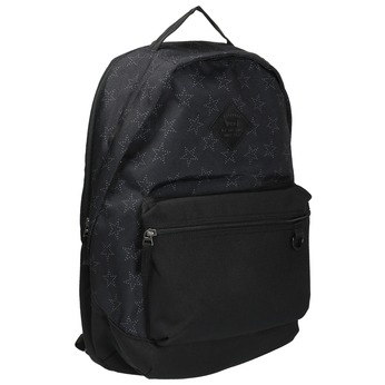 Černý batoh s hvězdičkami vans, černá, 969-6007 - 13