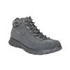 Dámská zimní obuv sportovní skechers, šedá, 503-2357 - 13