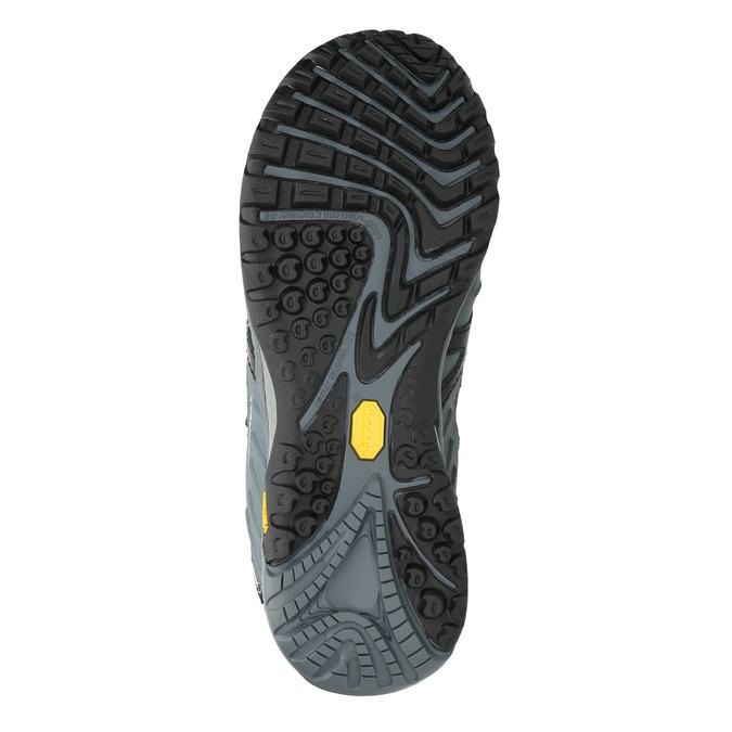 Dámská outdoorová obuv merrell, šedá, 506-2814 - 26