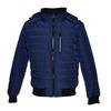 Pánská zimní bunda bata, modrá, 979-9632 - 13