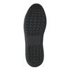 Ležérní kožené tenisky s hadím vzorem bata, hnědá, 846-7616 - 26