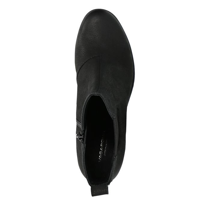 Dámská kotníčková obuv vagabond, černá, 796-6002 - 19