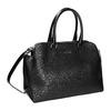 Elegantní kožená kabelka gino-rossi, černá, 964-6021 - 13