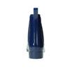Dámské holínky ve stylu Chelsea bata, modrá, 592-9114 - 17