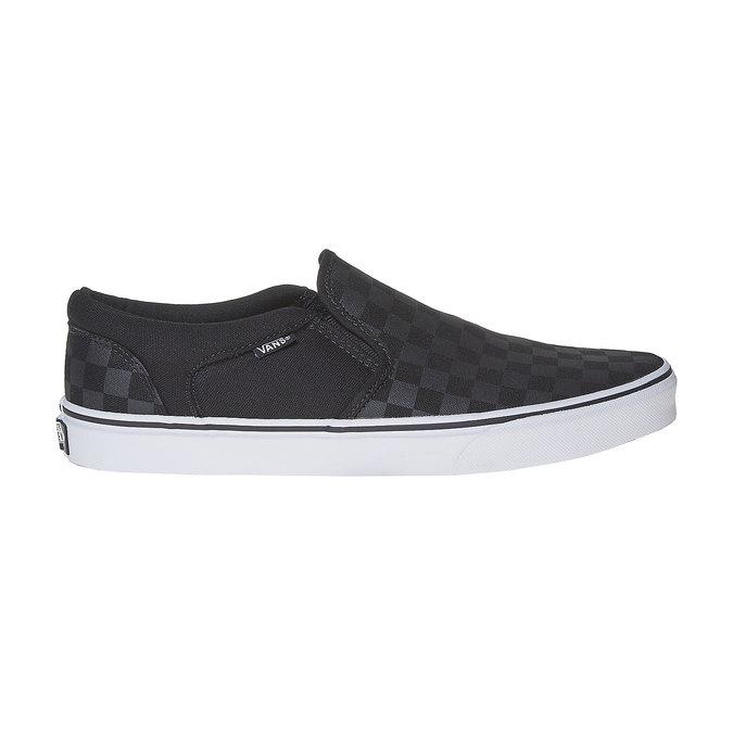 Pánské Slip on boty vans, černá, 889-6309 - 15