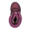 Dětská zimní obuv weinbrenner, červená, 299-5611 - 19