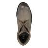 Kotníčková pánská obuv bata, hnědá, 896-4653 - 19