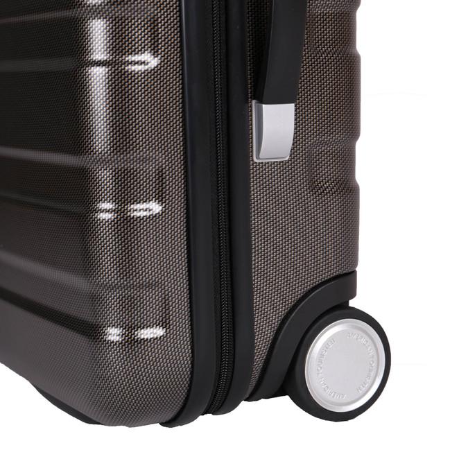 Menší cestovní kufr na kolečkách american-tourister, černá, 960-6112 - 19