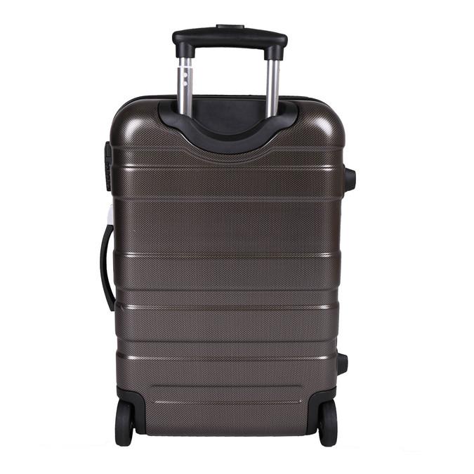 Menší cestovní kufr na kolečkách american-tourister, černá, 960-6112 - 26