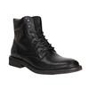 Kotníčková pánská obuv bata, černá, 894-6673 - 13