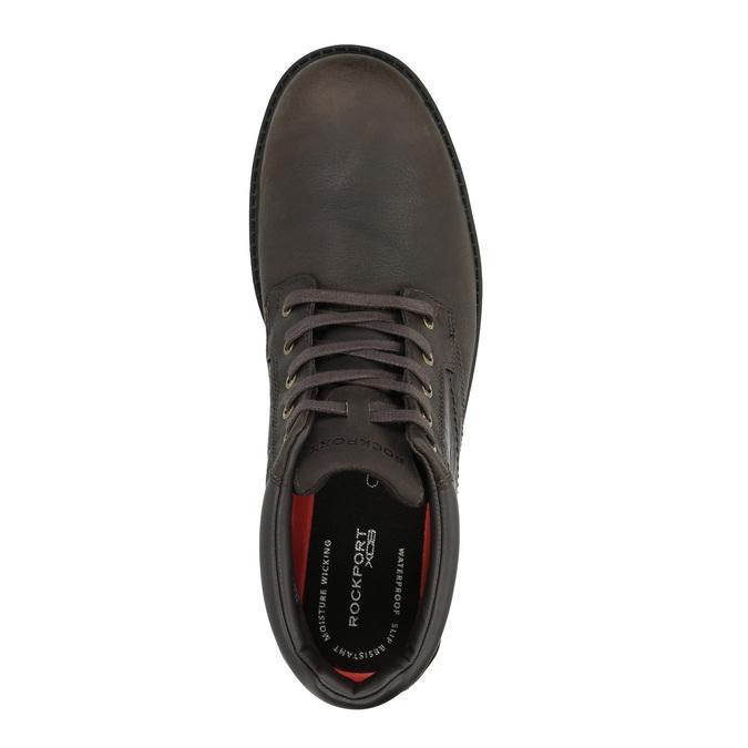 Pánská kotníčková obuv rockport, hnědá, 826-4109 - 19