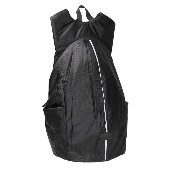 Černý sportovní batoh bjorn-borg, černá, 969-6034 - 13