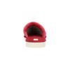 Domácí dámská obuv bata, červená, 579-5611 - 17