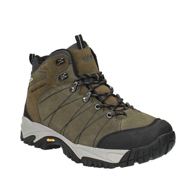 Pánská Outdoor obuv weinbrenner, hnědá, 846-3601 - 13