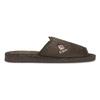 Pánská domácí obuv bata, hnědá, 879-4606 - 19