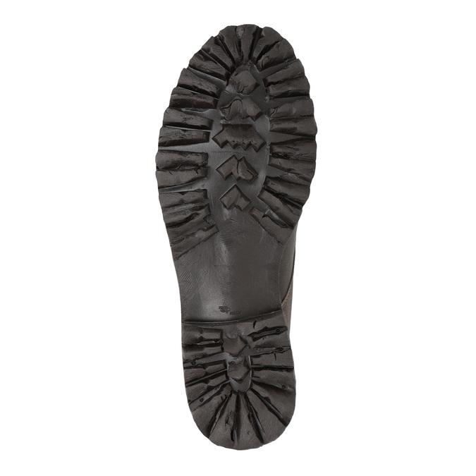 Pánská kotníčková obuv weinbrenner, hnědá, 846-4603 - 26