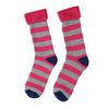 Teplé dětské ponožky bata, růžová, 919-5435 - 26