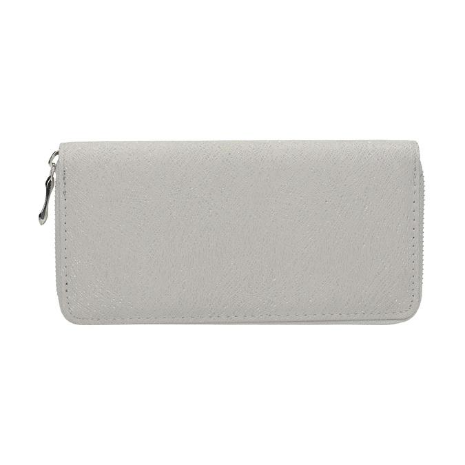 Stylová dámská peněženka bata, šedá, 941-2151 - 26