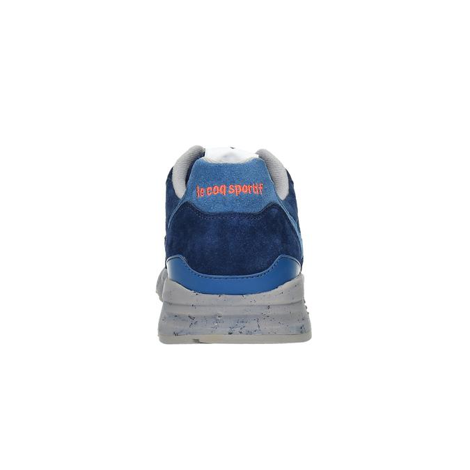 Sportovní pánská obuv le-coq-sportif, modrá, 806-9537 - 17