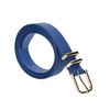 Modrý dámský opasek bata, modrá, 951-9601 - 13