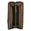 Dámská kožená peněženka bata, hnědá, 946-4100 - 15