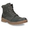Pánská zimní obuv weinbrenner, šedá, 896-2109 - 13