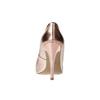 Kožené dámské lodičky bata, růžová, 726-5645 - 17